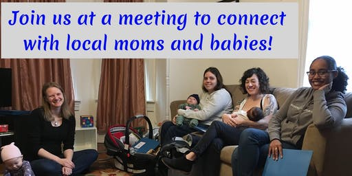 La Leche League Breastfeeding Support Group Meeting