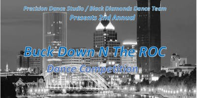 2019 Buck Down N The Roc Dance Competition September 28, 2019