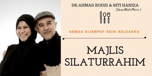 MAJLIS SILATURRAHIM & KESYUKURAN KELUARGA Dr AHMAD & SITI HANIZA (UMMI MedicMesir)