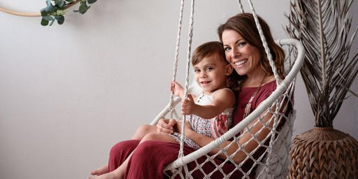 Styled Shoot -Boho Motherhood Session