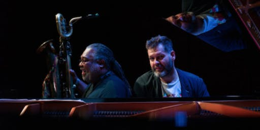 Just Jazz Live Concert Series Presents Alex Harding and Lucian Ban