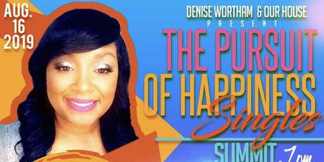 Pursuit OF Happinesses  Singles Summit tickets