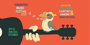 Gidgestock Music Festival 2019