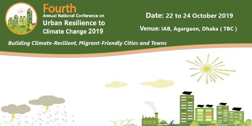 The Fourth Annual National Conference on Urban Resilience to Climate Change