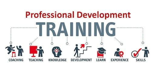 FREE Professional Development Training
