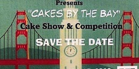 Contra Costa Cake Show 2019 tickets