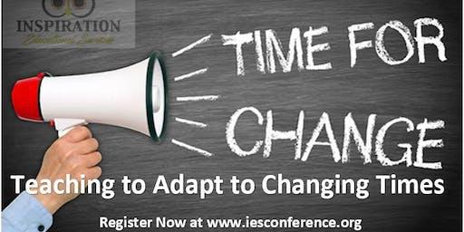 Ready-Reset-Rejuvenate - Mid-year Educators Conference - Atlanta