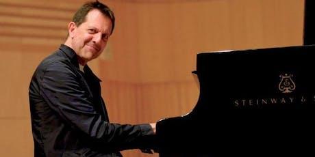 Just Jazz Live Concert Series Presents The Alan Pasqua Trio tickets