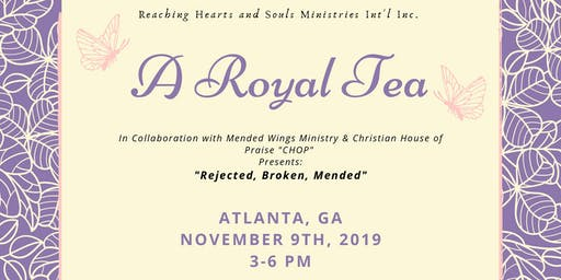 A Royal Tea Atlanta, GA