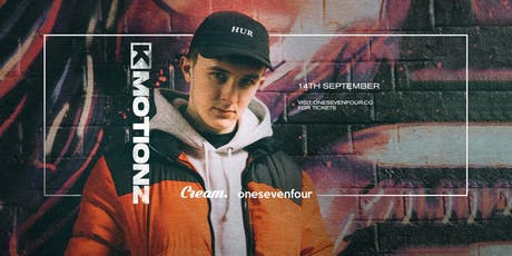 K Motionz [UK] - CHCH tickets