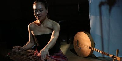 Just Jazz Live Concert Series Presents a Special Jen Shyu Solo Performance