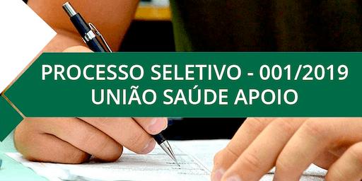 Processo Seletivo 01/2019 ESF Igarapava SP