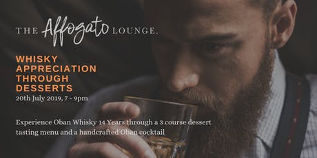 Whisky Appreciation Through Desserts tickets