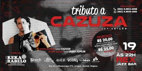 TRIBUTO A CAZUZA 2019 ingressos