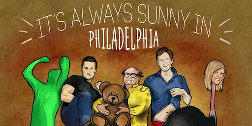 """""""It's Always Sunny """" Trivia at the Red Heat Tavern in Westborough, MA"""