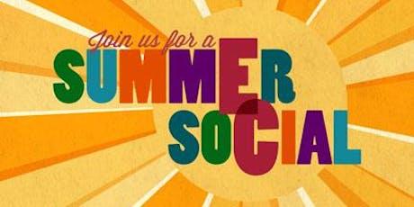 Fawcett West Midlands - Summer Social tickets