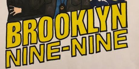 """Brooklyn Nine-Nine"" Themed Trivia at the Friendly Toast Boston Back Bay tickets"