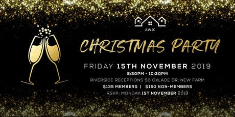 AWIC Christmas Party tickets