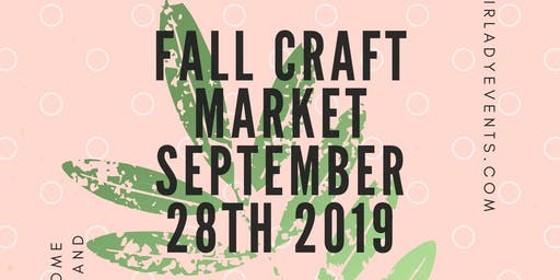 Fall Craft and Vendor Market