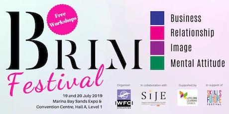 BRIM Festival 2019 tickets
