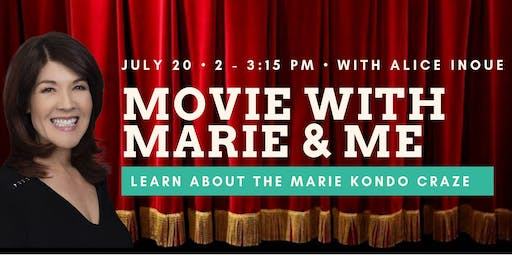 Movie with Marie and Me with Alice Inoue