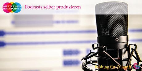Podcasts selber produzieren tickets