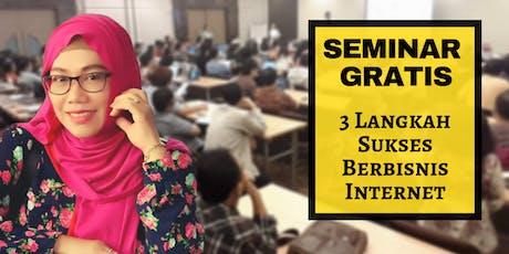 Gratis Seminar [B.O.O.S.T] Big Opportunity Online Strategy tickets