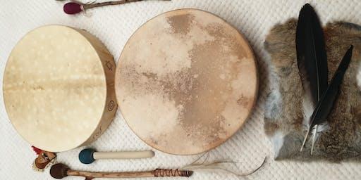Shamanic Drum Making Journey (full ticket)