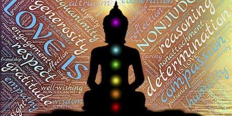 Meditation Workshop Monthly tickets