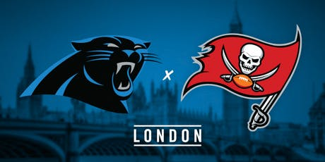 Panthers Buccaneers Meet-up  tickets