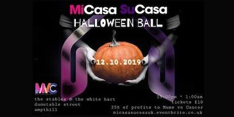 MiCasa SuCasa - Halloween Ball tickets