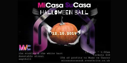MiCasa SuCasa - Halloween Ball