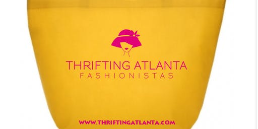 August 17th Thrifting Atlanta Bus Tour