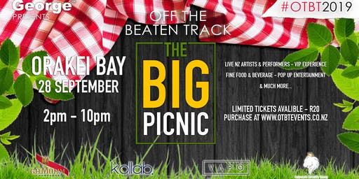 Off The Beaten Track - The Big Picnic
