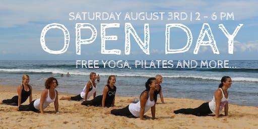 Open Day - Partner Yoga