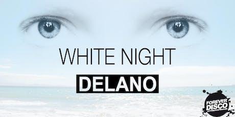 WHITE NIGHT Summer Clubnight @Delano Weinheim Tickets
