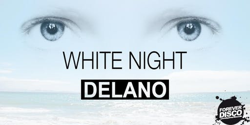 WHITE NIGHT Summer Clubnight @ Delano Weinheim