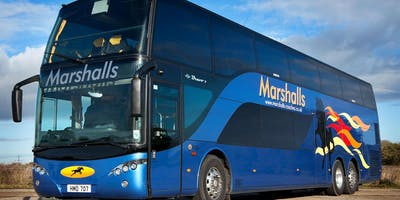 'MAD South' Coach from Cornwall