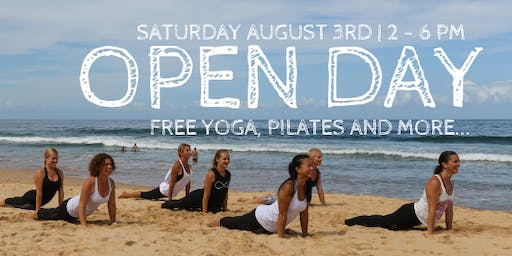 Open Day - Manage Stress with Yoga (Studio 2)