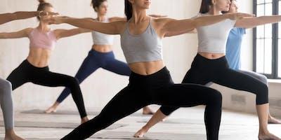Astanga Yoga am Sonntag