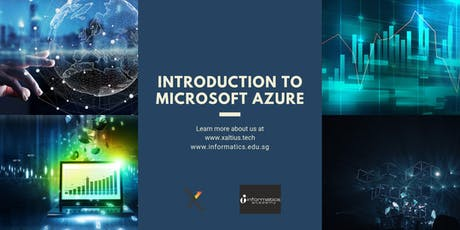 Introduction to Microsoft Azure tickets