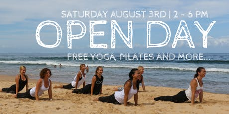 Open Day - Yoga for Stress Relief  tickets
