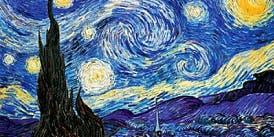 Van Gogh Starry Night - Sydney