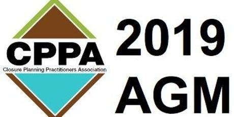 2019 CPPA Annual General Meeting tickets