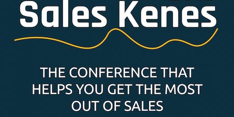 Sales Kenes-Sales Optimization For You! tickets