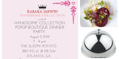 "KABAKA JARWIN ""Handsome Collection"" Dinner Party"