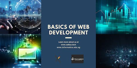 Basics of Web Development tickets