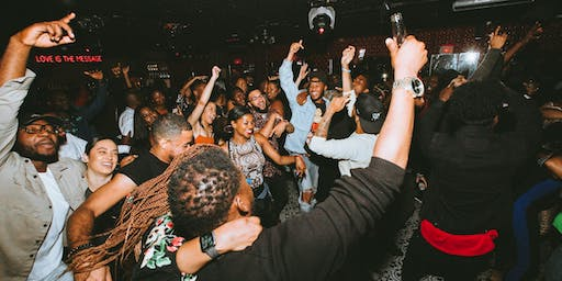 AFROLITUATION: LA's Biggest Afrobeat Experience Party