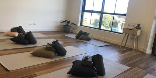 Free yoga to celebrate the launch of Union Co - Allied Health Coworking