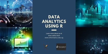 Data Analytics using R tickets